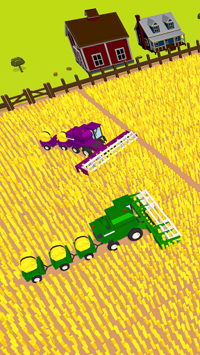 Harvest.io – Farming Arcade in 3D 1.8.0 screenshots 1