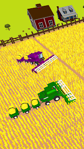 Harvest.io – Farming Arcade in 3D Mod Apk (Unlocked + No Ads) 1