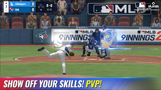 MLB 9 Innings 21 apktram screenshots 15