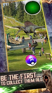 Jurassic GO Game Hack Android and iOS 2