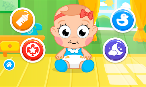 Baby care Mod Apk app for Android 1