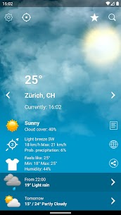Weather Switzerland XL PRO For Pc (Free Download On Windows 10, 8, 7) 1