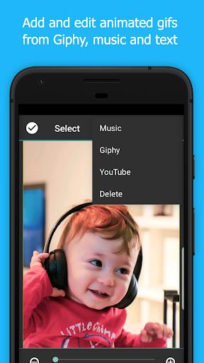 PicPlayPost Collage Maker, Slideshow, Video Editor 3.81.0_g_g Screenshots 6
