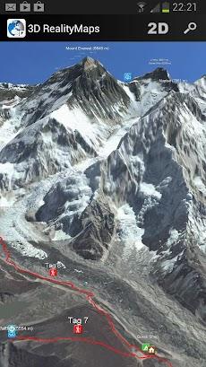 Mount Everest 3D - エベレスト3Dマウントのおすすめ画像3