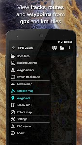 GPX Viewer - Tracks, Routes & Waypoints 1.39.3