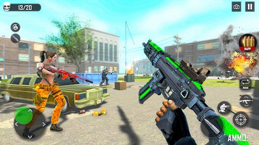 New Counter Terrorist Gun Shooting Game  screenshots 16