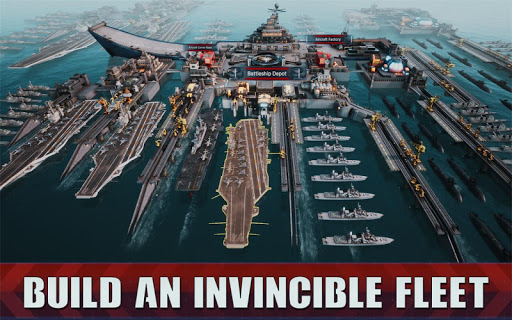 Battle Warship: Naval Empire 1.4.9.2 screenshots 4