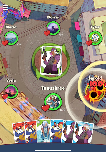 Lockdown Brawl: Battle Royale Card Duel Arena CCG 2.0.1 screenshots 12