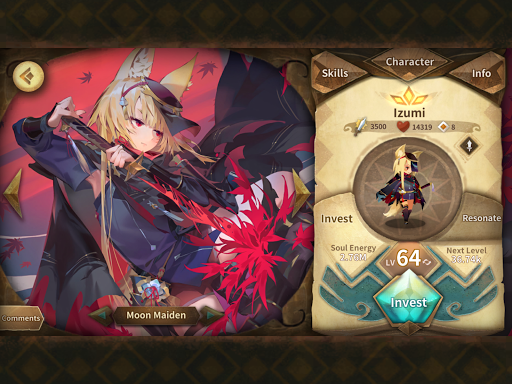 Sdorica: Puzzle & Tactical RPG Apkfinish screenshots 9