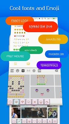 FancyKey Keyboard - Emoji, GIFのおすすめ画像4