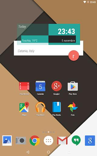 Iride UI - Icon Pack  screenshots 9