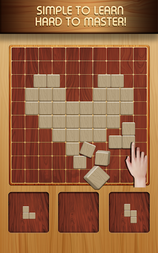 Block Puzzle Wood 1010: Classic Free puzzledom 3.05 screenshots 2
