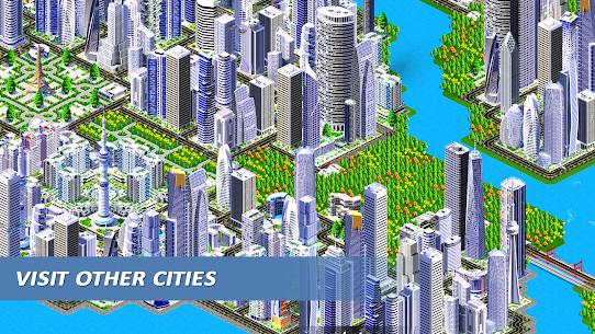 Designer City 2: city building game 1.24 Apk + Mod 5