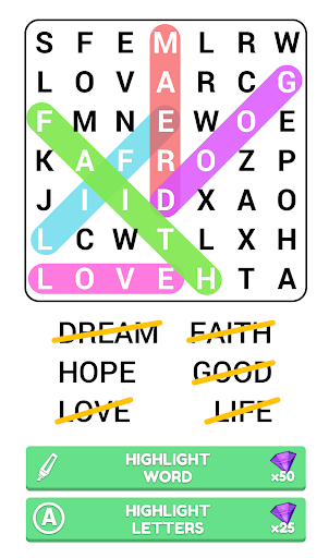 Word Search Puzzle Game  screenshots 18