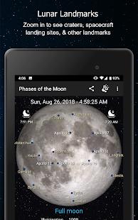 Phases of the Moon Calendar & Wallpaper Free 6.1.9 Screenshots 7