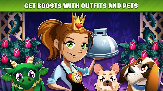 Cooking Dash MOD APK (Unlimited Gold) 4