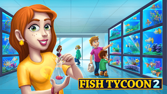 Fish Tycoon 2 Virtual For Pc | How To Install (Windows 7, 8, 10, Mac) 1
