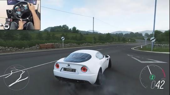 Forza horizon 4 G29 gameplay Apk İndir 2