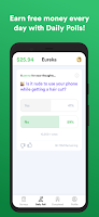 screenshot of Eureka: Earn money, free $1 for your first survey!
