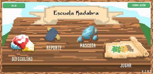 Escuela Kadabra-Juego de Comprensión Lectora 43 screenshots 1