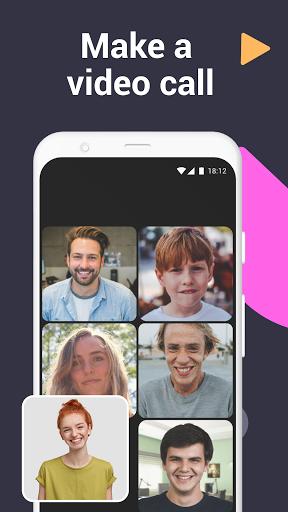 TamTam: Messenger for text chats & Video Calling  Screenshots 2