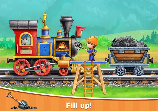 Building and Train Games for Kids Kindergarten apktram screenshots 7