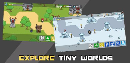 Spawnders - Tiny Hero RPG screenshots 1
