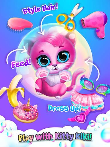 Kiki & Fifi Bubble Party - Fun with Virtual Pets  Screenshots 21
