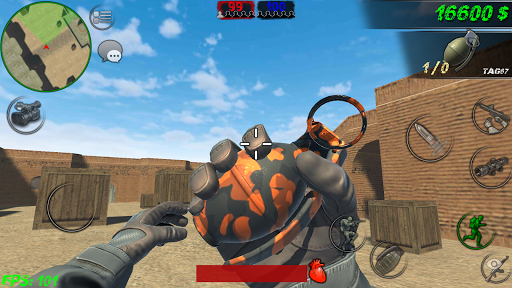 Code Triche Critical Force Ops APK MOD (Astuce) screenshots 1