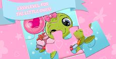 ジグソーパズル:女の子のためのゲームのおすすめ画像3