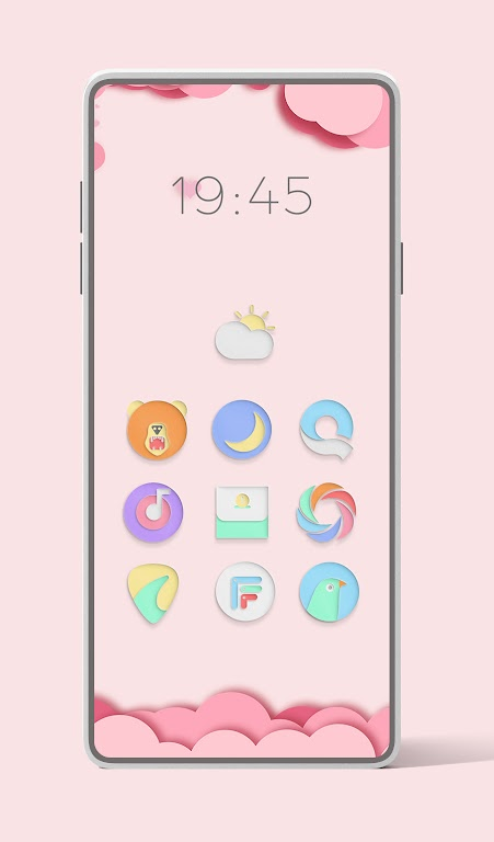 Paper Cut Icon pack New  poster 0