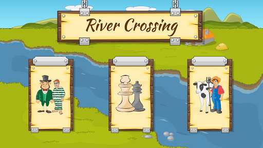River Crossing IQ Logic Puzzles & Fun Brain Games 1.2.2 Screenshots 5