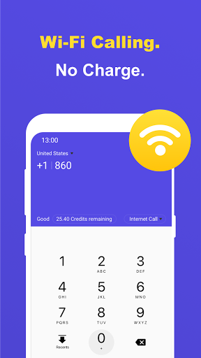 Free Calling App, Text and Phone Call for Free android2mod screenshots 6