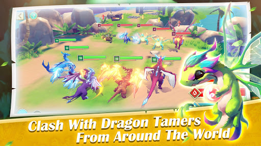 Dragon Tamer  screenshots 3
