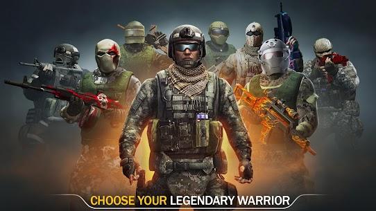 Code of War: Online Gun Shooting Games 1