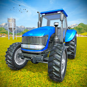Modern Tractor Farming: Grand Farm Simulator 2021