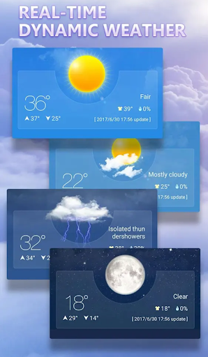 Weather Forecast 2020 - Live Weather 10.1.1 Screenshots 1