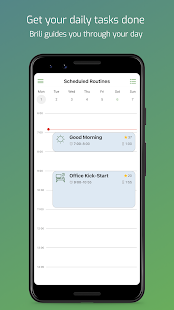 Brili Routines – ADHD Habit Tracker