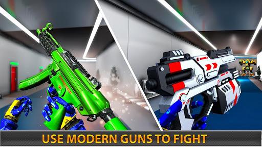 Counter Terrorist Robot Shooting Game: fps shooter 1.11 Screenshots 6