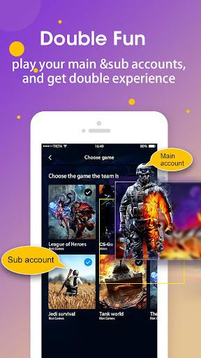 DO Multiple Accounts - Infinite Parallel Clone App 2.41.01.0210 Screenshots 4
