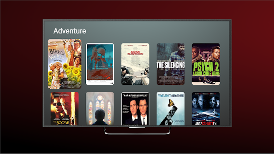 Cinema Box Android TV Apk Download NEW 2021 1
