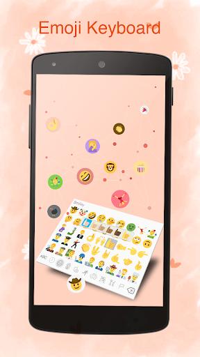 Emoji Keyboard 10 2.90 Screenshots 3
