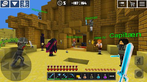 Multicraft: Block Craft Mini World 3D Apkfinish screenshots 6
