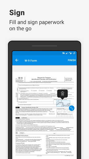 SignEasy | Sign PDFs, Docs, Upload & Fill Forms  screenshots 1