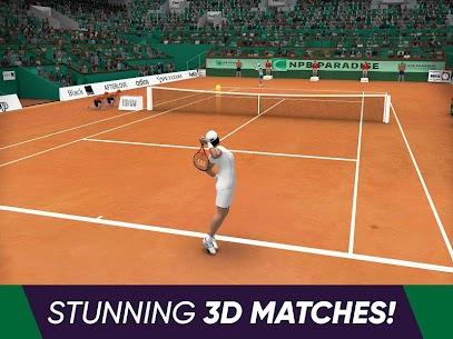 Tennis World Open 2021: Ultimate 3D Sports Games Mod Apk 1.1.90 (Mod Money) 3
