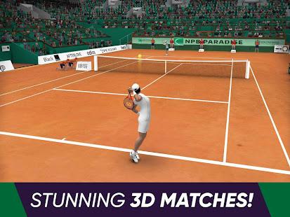 Tennis World Open 2021: Ultimate 3D Sports Games 1.1.85 Screenshots 3