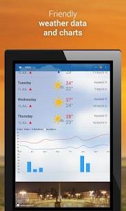 3B Meteo – Weather Forecasts Mod Apk (Full Unlocked) 10