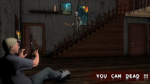 Haunted House Escape - Granny Ghost Games  screenshots 2