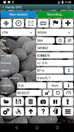 Download APK: Handy GPS v36.4 [Paid]