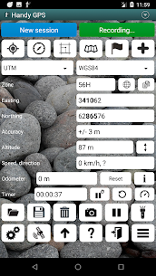 Handy GPS v35.1 [Paid] APK is Here ! [Latest] 1